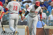 Brandon Phillips Joey Votto Photos Photo