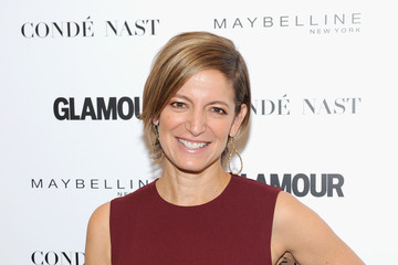 Cindi Leive Glamour's 'The Girl Project'Hosts Rally on International Day of the Girl - Arrivals