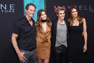 Cindy Crawford Maybelline New York NYFW Kick-Off Party