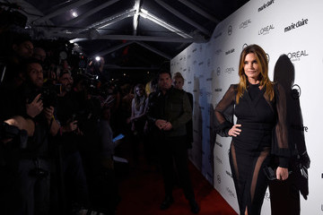 Cindy Crawford Marie Claire's Image Maker Awards 2017 - Red Carpet