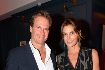 Cindy Crawford Randy Gerber Celebs at the 'Ray Donovan' Afterparty