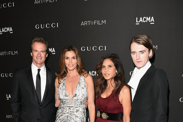 Cindy Crawford Arrivals at the LACMA Art + Film Gala — Part 2