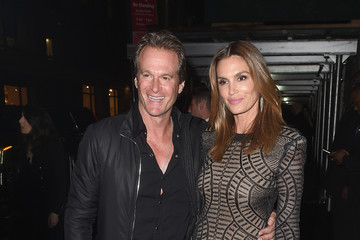 Cindy Crawford Balmain And Olivier Rousteing Celebrate After The Met Gala - Inside