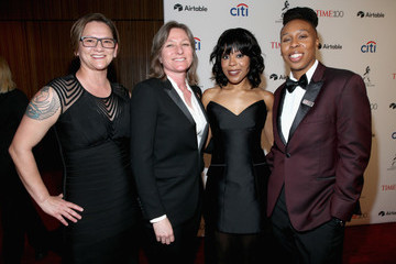 Cindy Holland Annie Imhoff 2018 Time 100 Gala - Cocktails