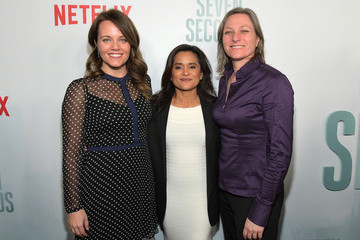 Cindy Holland Netflix's 'Seven Seconds' Premiere Screening And Post-Reception