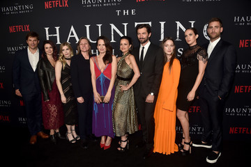 Cindy Holland Meredith Averill Netflix's 'The Haunting of Hill House' Season 1 Premiere - Red Carpet
