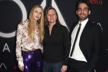 Cindy Holland Netflix's 'The OA Part II' Premiere Photo Call - Red Carpet