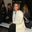 Cindy Levy Proenza Schouler - Front Row - February 2017 - New York Fashion Week