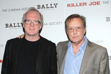 "William Friedkin The Cinema Society With Bally & DeLeon Host A Screening Of LD Entertainment's ""Killer Joe"" - Inside Arrivals"