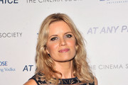 "Kim Dickens attends the Cinema Society & Bally screening of Sony Pictures Classics' ""At Any Price"" at Landmark Sunshine Cinema on April 18, 2013 in New York City."