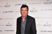 "Actor Dennis Quaid attends the Cinema Society & Bally screening of Sony Pictures Classics' ""At Any Price"" at Landmark Sunshine Cinema on April 18, 2013 in New York City."