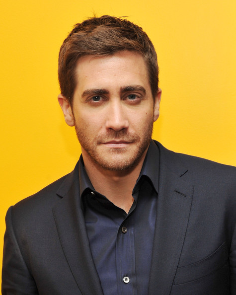 "Actor Jake Gyllenhaal attends the Cinema Society & Coach screeing of ""Source Code"" at the Crosby Street Hotel on March 31, 2011 in New York City."