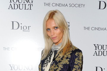 """Anja Rubik Cinema Society & Dior Beauty Host A Screening Of """"Young Adult"""" - Inside Arrivals"""