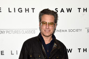 """John Corbett attends The Cinema Society With Hestia & St-Germain Host a Screening of Sony Pictures Classics' """"I Saw the Light"""" at Metrograph on March 24, 2016 in New York City."""