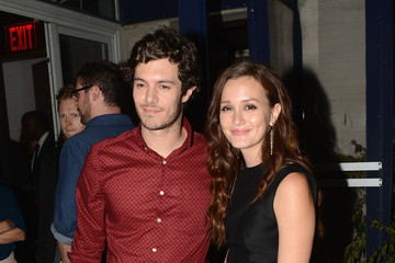 Leighton Meester Is Expecting Her First Child with Husband Adam Brody