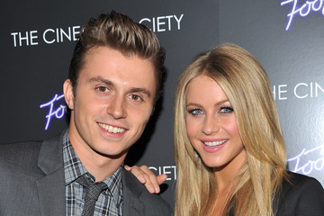"""Julianne Hough Kenny Wormald The Cinema Society Hosts A Screening Of """"Footloose"""" - Arrivals"""