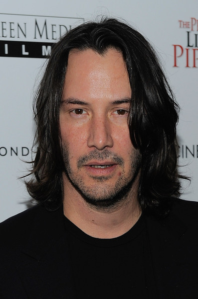 Keanu Reeves in The Cinema Society Hosts The Screening Of ...