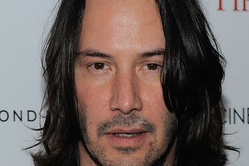 """Keanu Reeves The Cinema Society Hosts The Screening Of """"The Private Lives Of Pippa Lee"""""""