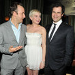 "Alex Orlovsky The Cinema Society & Piaget Host A Screening Of ""Blue Valentine"" - After Party"