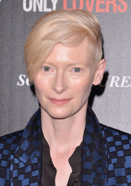 Swinton attends the Sony Pictures Classics' 'Only Lovers Left Alive