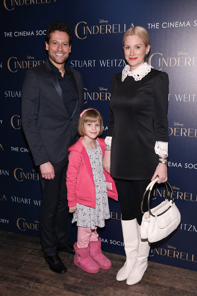 Ioan Gruffudd And Alice Evans Alice Evans and Ioan G...