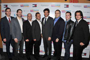 "Chris Papavasiliou The Cinema Society & Tommy Hilfiger Host A Screening Of ""happythankyoumoreplease"" - Arrivals"