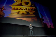 Writer/director James Cameron of 'Avatar 2' speaks onstage during CinemaCon 2016 as 20th Century Fox Invites You to a Special Presentation Highlighting Its Future Release Schedule at The Colosseum at Caesars Palace during CinemaCon, the official convention of the National Association of Theatre Owners, on April 14, 2016 in Las Vegas, Nevada.