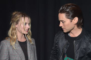 Jared Leto and Margot Robbie Photos Photo