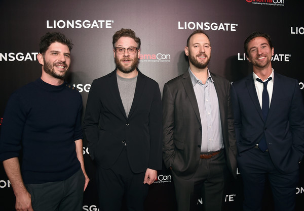 CinemaCon 2019 - Lionsgate Invites You To An Exclusive Presentation And Screening Of 'Long Shot'