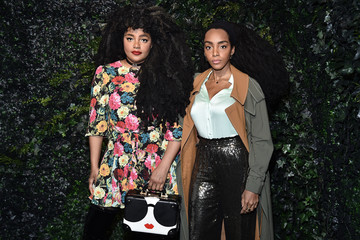 Cipriana Quann Alice + Olivia By Stacey Bendet - Arrivals - February 2020 - New York Fashion Week: The Shows