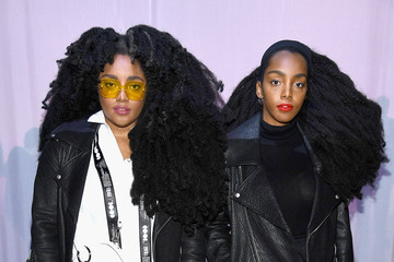 Cipriana Quann Rebecca Minkoff - Front Row - February 2019 - New York Fashion Week: The Shows