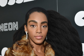Cipriana Quann Celebrities Attend the 'Colossal' New York Premiere