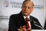 U.S Representative Steve King (R-IO) Steve King speaks at the Freedom Summit at The Executive Court Banquet Facility April 12, 2014 in Manchester, New Hampshire. The Freedom Summit held its inaugural event where national conservative leaders bring together grassroots activists on the eve of tax day. Photo by Darren McCollester/Getty Images)
