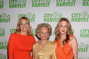 Donatella Arpaia (L) and Nina Rennert Davidson (R) attend the City Harvest 19th Annual An Evening Of Practical Magic, Honoring Marc Murphy at Cipriani 42nd Street on April 16, 2013 in New York City.