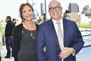 Sylvia Rhone and  Joseph Alvarnas, M.D. attend the City Of Hope - Sylvia Rhone Spirit Of Life Kickoff Breakfast In New York on June 14, 2019 in New York City.