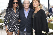 MoAna Luu, David Massey, and Sylvia Rhone attend the City Of Hope - Sylvia Rhone Spirit Of Life Kickoff Breakfast In New York on June 14, 2019 in New York City.