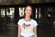 """Bree Turner attends a ceremony Proclaiming September 7, 2018 as official """"Step Up To Cancer"""" Day In Los Angeles at Los Angeles City Hall on August 29, 2018 in Los Angeles, California."""