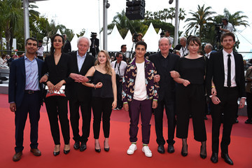 Claire Bodson 'Young Ahmed (Le Jeune Ahmed)' Red Carpet - The 72nd Annual Cannes Film Festival