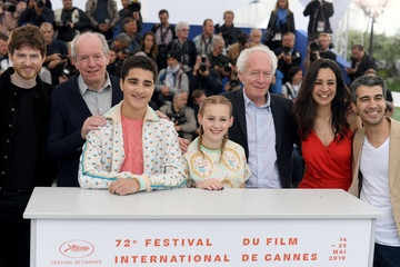 Claire Bodson 'Young Ahmed (Le Yeune Ahmed)' Photocall - The 72nd Annual Cannes Film Festival