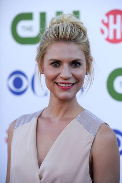 Claire Danes Actress Claire Danes  arrives at the TCA Party for CBS, The CW and Showtime held at The Pagoda on August 3, 2011 in Beverly Hills, California.