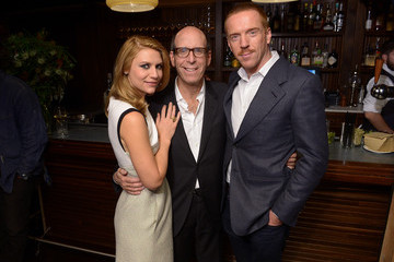 Claire Danes Damian Lewis 'Homeland' Screening in NYC