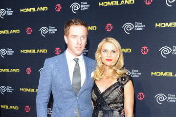 """Claire Danes Damian Lewis Time Warner Cable And Showtime Screening Of """"Homeland"""" Season 2 - Arrivals"""