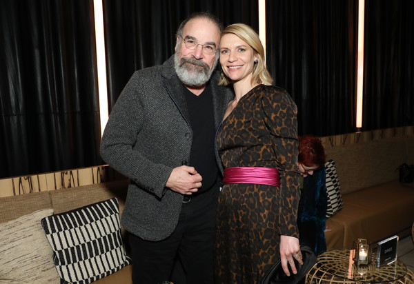"""""""Homeland"""" Season 8 Premiere After Party [season,homeland,event,fun,party,smile,ceremony,mandy patinkin,claire danes,new york city,the lobster club,premiere,party,claire danes,mandy patinkin,homeland,homeland season 8,showtime,new york,carrie mathison,actor,television]"""