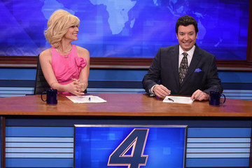 Claire Danes Claire Danes Visits 'The Tonight Show Starring Jimmy Fallon'