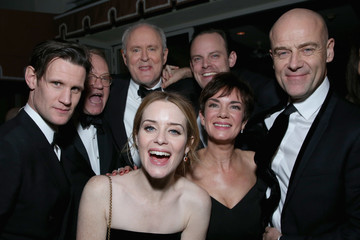 Claire Foy Weinstein Company & Netflix's 2017 SAG After Party