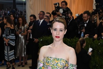 Claire Foy 'Rei Kawakubo/Comme des Garcons: Art of the In-Between' Costume Institute Gala