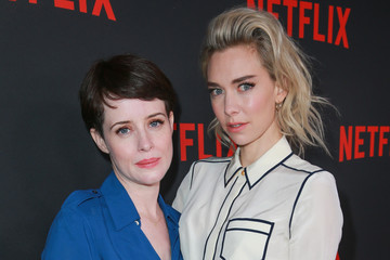 Claire Foy For Your Consideration Event For Netflix's 'The Crown' - Red Carpet