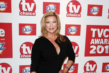 Claire King TV Choice Awards - Arrivals