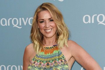 Claire Sweeney Arqiva Commercial Radio Awards - Red Carpet Arrivals