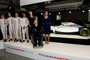Claire Williams Williams F1 Team Launch